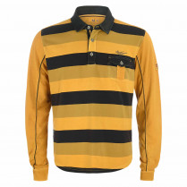 Poloshirt - Regular Fit - Colorblocking