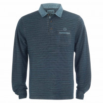 Poloshirt - Comfort Fit - Washed Out