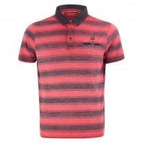Poloshirt - Regular Fit - Knopfleiste