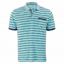 Poloshirt - Casual Fit - Stripes