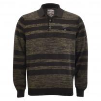 Sweatshirt - Comfort Fit - Polokragen