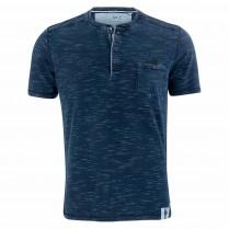 T-Shirt - Regular Fit - Henley