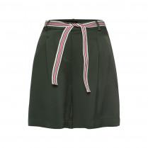 Shorts - Comfort Fit - Gürtel