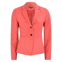 Blazer - Regular Fit - unifarben