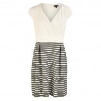 Kleid - Regular Fit - kurzarm 100000