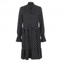 Kleid - Loose Fit - Dotprint