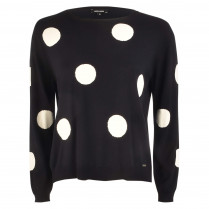Pullover - Loose Fit - Big Dot 100000