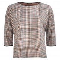 Shirt - Loose Fit - Jersey Jaquard