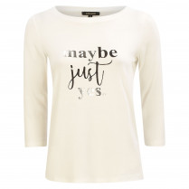 Shirt - Loose Fit - Wording