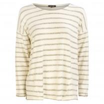 Shirt - Loose Fit - Stripes