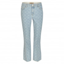 Jeans -  Simone Monogram Jeans - Bootcut