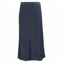 Rock - Regular Fit - Bias Satin Skirt