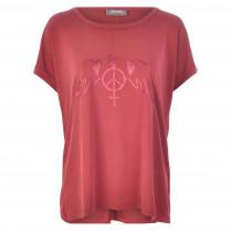 T-Shirt - Loose Fit - Alba
