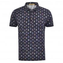 Poloshirt - Regular Fit - Print