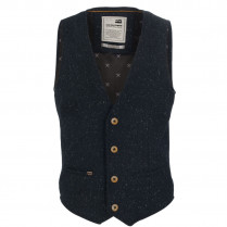 Weste - Slim Fit - Woll-Mix 115516