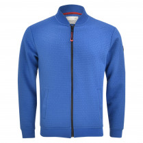 Sweatjacke - Regular Fit - Zipper