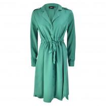Kleid - fitted - unifarben 100000