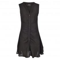 Kleid - Regular Fit - Raffungen