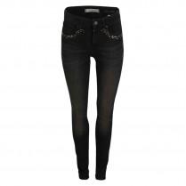 Jeans - Skinny Fit - Nieten 100000