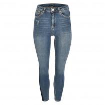 Jeans - Skinny Fit - High Waist