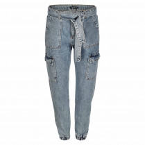 Jeans - Casual Fit - Taschen