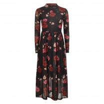 Kleid - Regular Fit - Flowerprint