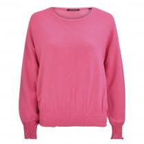 Sweatshirt - Loose Fit - unifarben