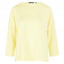 Sweatshirt - Loose Fit - 3/4-Arm