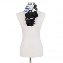 Dreiecksschal - Amate scarf - Muster 100000