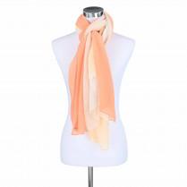Schal - Unifarben - Afade scarf
