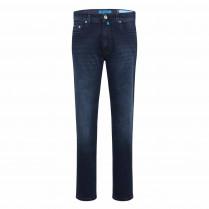 Jeans - Lyon tapered - unifarben