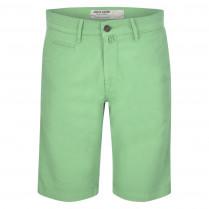 Shorts - Regular Fit - Leinen-Mix