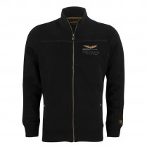Sweatjacke - Regular Fit - Zipp 100000