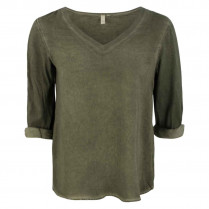 Shirt - Regular Fit - 3/4-Arm 100000