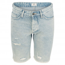 Denimshorts - Regular Fit - Destroyedpatches 219030