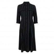 Kleid  - Regular Fit - Stripes 100000