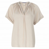 Bluse - Regular Fit - Uni