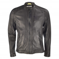 Lederjacke - Regular Firt - Zipper