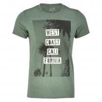 T-Shirt - Regular Fit - Crewneck