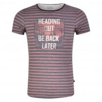 T-Shirt - Slim Fit - Stripes