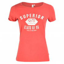 T-Shirt - Regular Fit - Boatneck 100000
