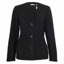 Jacke - Loose Fit - Wolle