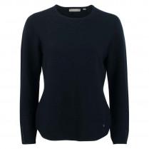 Pullover - Regular Fit - Ripp-Struktur 100000