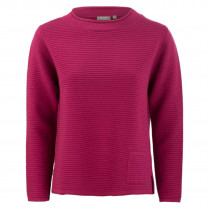Pullover - Comfort Fit - Ripp-Optik 100000