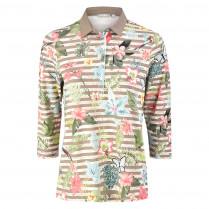 Poloshirt - Regular Fit - 3/4-Arm 100000