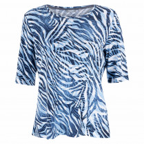 T-Shirt - Loose Fit - Animalprint