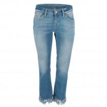 7/8-Jeans - Regular Fit - Farbklekse 205062