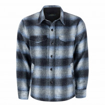 Overshirt - Comfort Fit - Wollmix