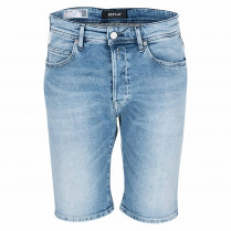 Shorts - Regular Fit - Wash-Out