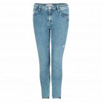 Jeans - Slim Fit - Offener saum
